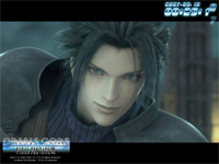 Crisis Core: Final Fantasy VII screensaver