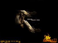 Final Fantasy X-2 screensaver