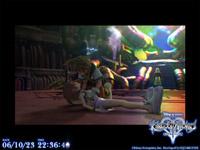 Kingdom Hearts II screensaver