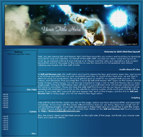 Star Ocean: Till the End of Time layout