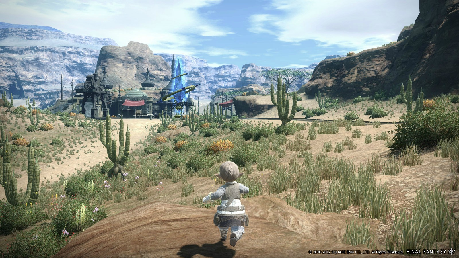 Final Fantasy XIV (14): A Realm Reborn // Hell and Heaven Net