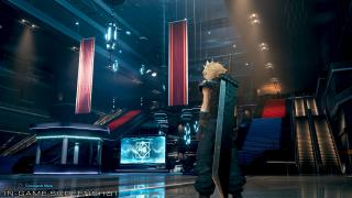 Final Fantasy VII Remake screenshot