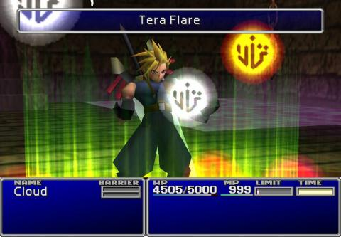 Final Fantasy VII PC screenshot
