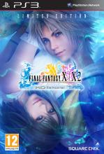Final Fantasy X / X-2 HD Remaster limited edition box