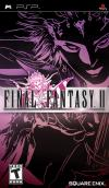 Final Fantasy II (PlayStation Portable version) US box art