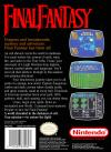 Final Fantasy (NES version) US box art