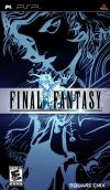 Final Fantasy (PlayStation Portable version) US box art