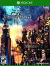 Kingdom Hearts III Xbox One box art