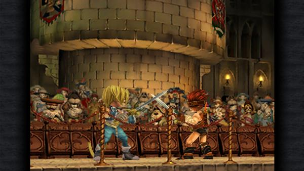 Final Fantasy IX stage