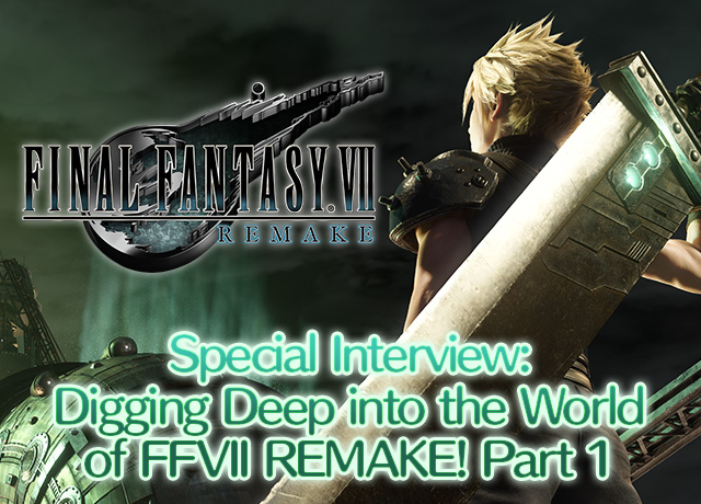 Digging Deep into the World of Final Fantasy VII Remake part 1