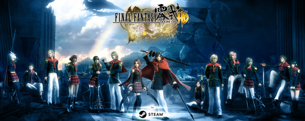 Final Fantasy Type-0 HD Steam version