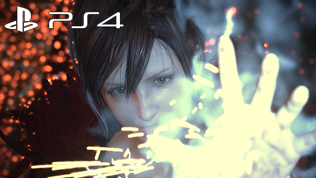 Luminous Studio on PlayStation 4